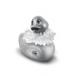 Mini Duckie Paris Travel Silver