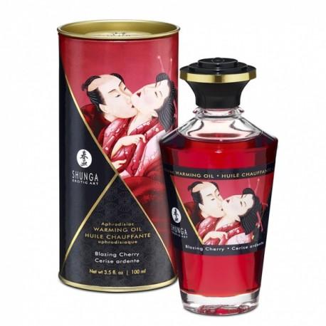 Shunga - Aphrodisiac Warming Oil