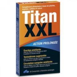 Titan XXL Stimulant Action Prolongée 20 gélules