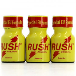 Poppers ruch x3